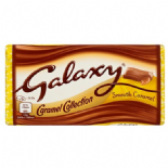 Mars Galaxy Caramel Chocolate Bar 135g